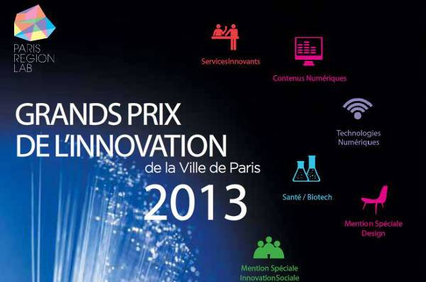 grand prix innovation paris 2013