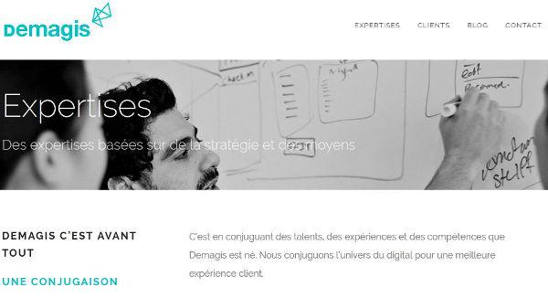 Demagis agence digitale Paris