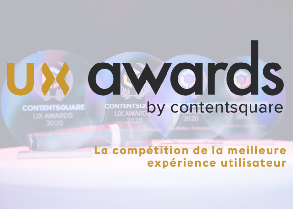 UX Awards by Contentsquare