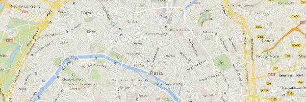google map integration cartes